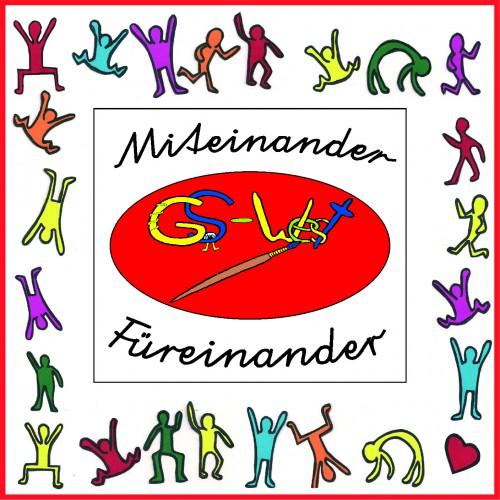 Logo der Grundschule West Königsbrunn